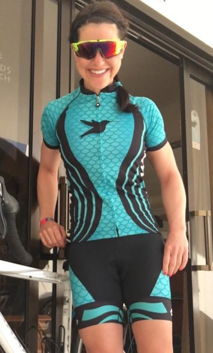 Smash Ohana Cycling_Nadine Schmidt_team Infits