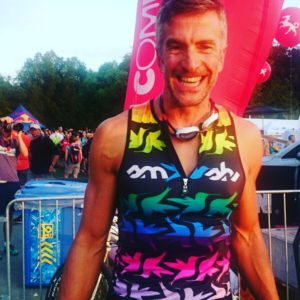 Herren Triathlon Top Smash Maik Twelsiek