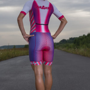 Lanakila Aero triathlon Suit Summerjam back