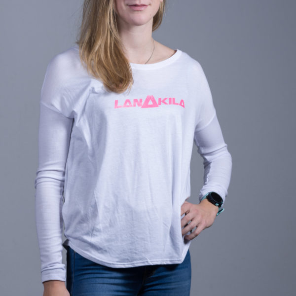 Women long sleeve with rib arms