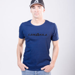 Lanakila Men Denim Tee