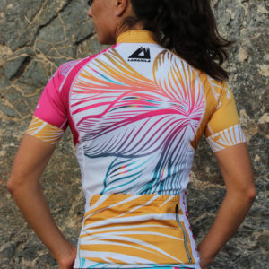 Cycling Jersey Woman - LAnakila
