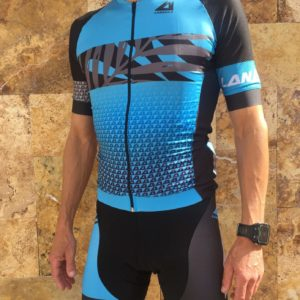 Lanakila CYD Bike Jersey & Bib Short Men_front