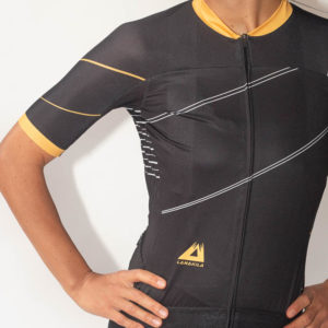Lanakila Race-Fit Cycling Jersey - recycled