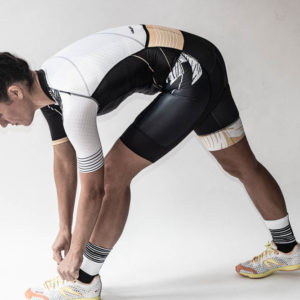 Lanakila Performance Tri Suit 2.0 - Fly Gold