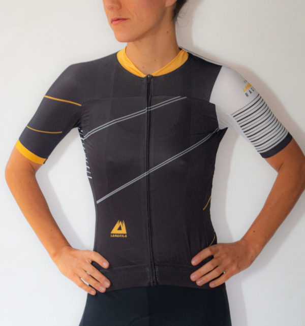 Lanakila Race Fit Cycling Jersey Women - recycled