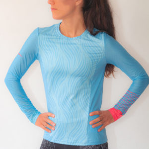 Lanakila Performance Long T - recycled
