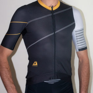 Lanakila Bike Jersey - Fly Gold