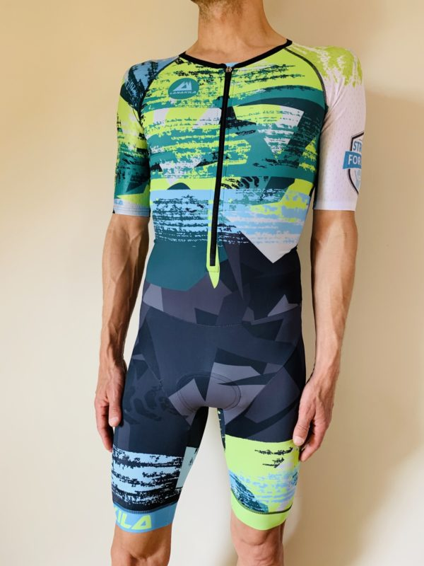 Aero Performance Triathlon Suit 2.0 - Be Strong For Kids