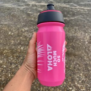 Trinkflasche in pink - So much ALOHA