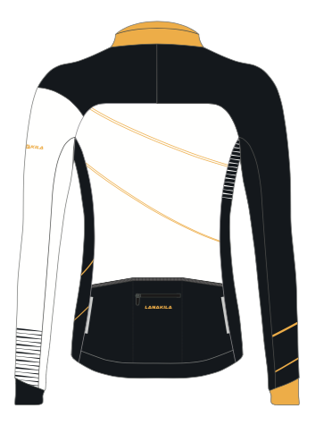Thermo Bike Jacke Women - Fly Gold
